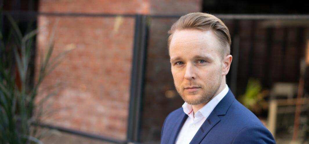 Erlend Wessel Carlsen var ansvarlig for Finansavisens advokatundersøkelse frem til 2016.