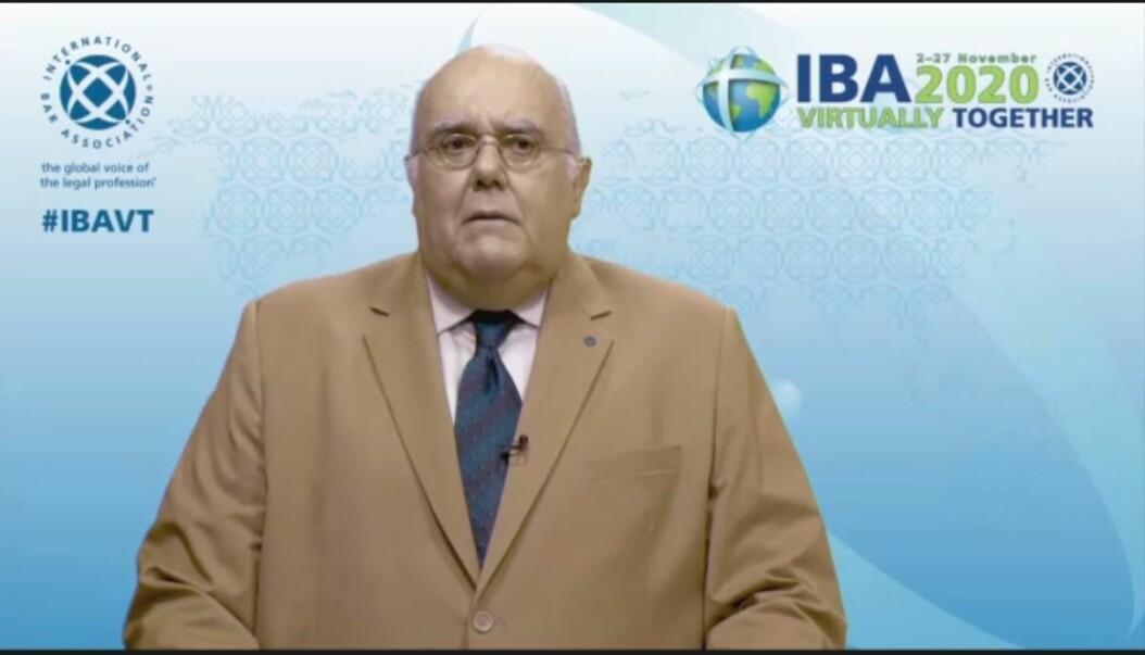 IBA-president Horacio Neto fra Brasil innledet konferansen, og annonserte samtidig at han vil bli etterfulgt av Sternford Moyo fra Zimbabwe som dermed blir den første afrikanske IBA-presidenten noensinne. Spanske Almudena Arpón de Mendívil Aldama blir IBAs nye visepresident.