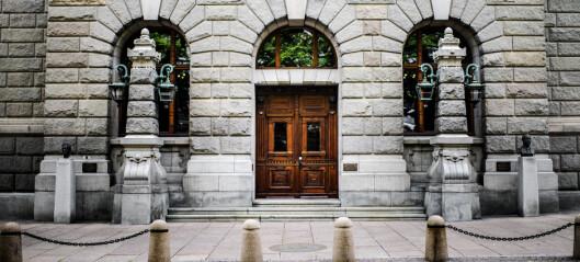 Slik skal begrepet «uredelighet» i gjeldsordningsloven forstås