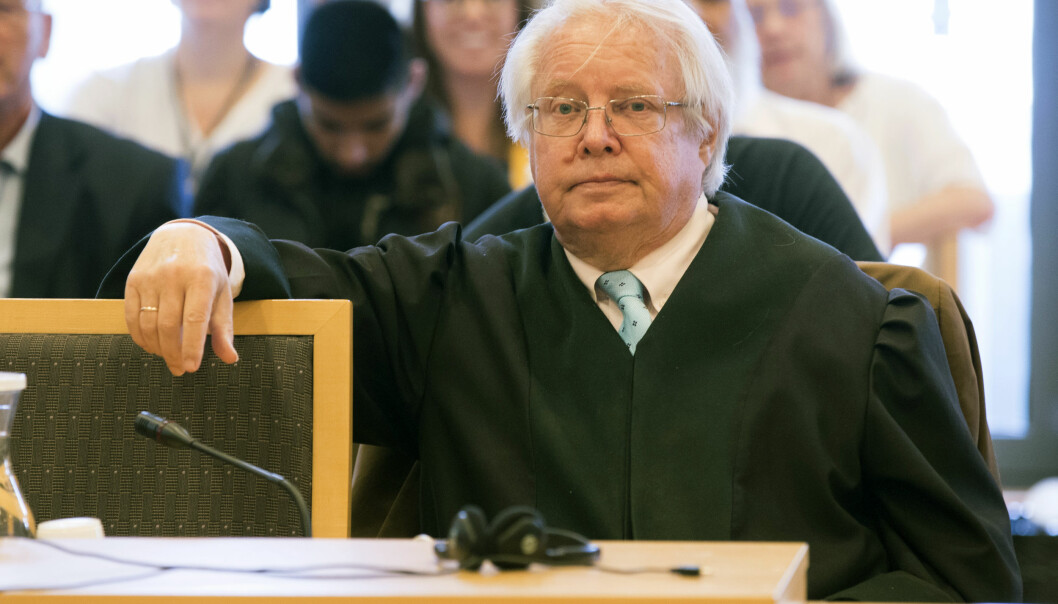 Fridtjof Feydt var i 2018 advokat i Lime-saken, en av tidenes mest omfattende straffesaker i norsk rett.