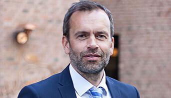 Lasse Ødegaard er partner i Berngaard