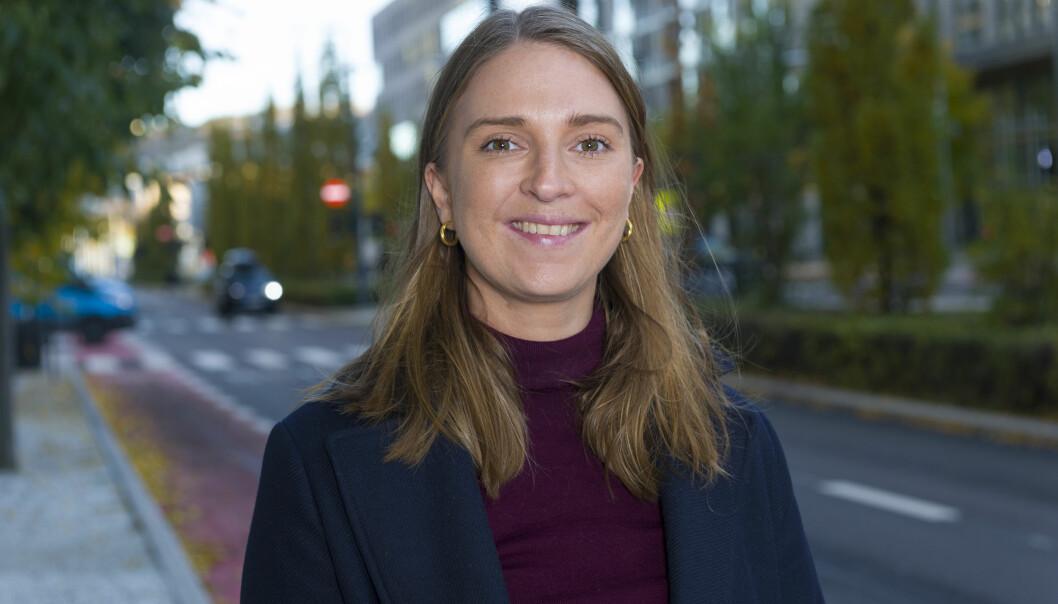 Oda Hellenes Ekre har gått gradene fra fullmektig til senioradvokat i Wiersholm.
