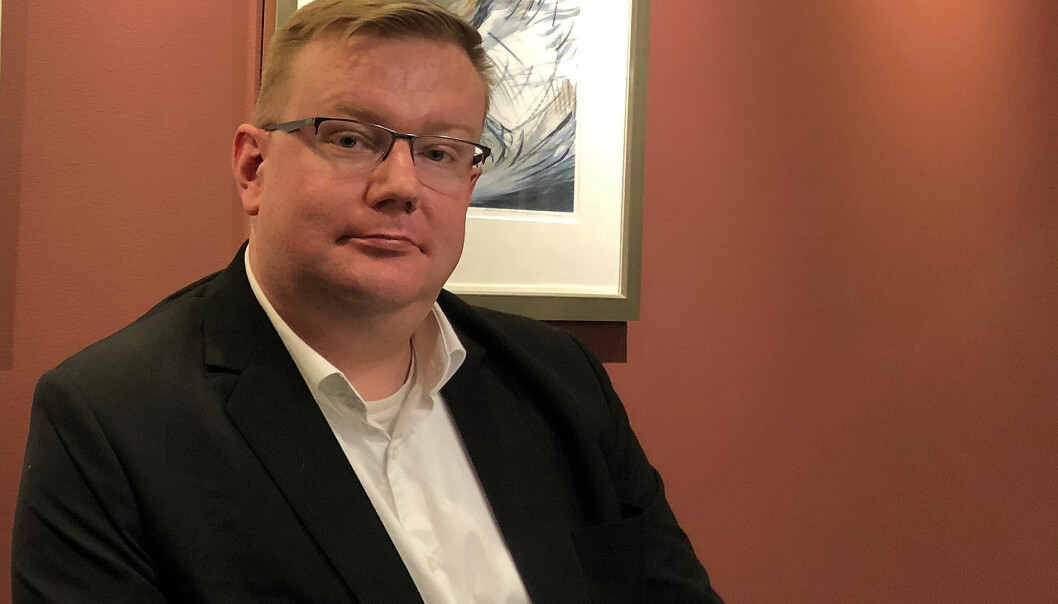 Advokat Olav Lægreid er prosessfullmektig for klienten.