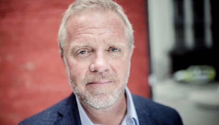 Advokatforeningens leder Jon Wessel-Aas.