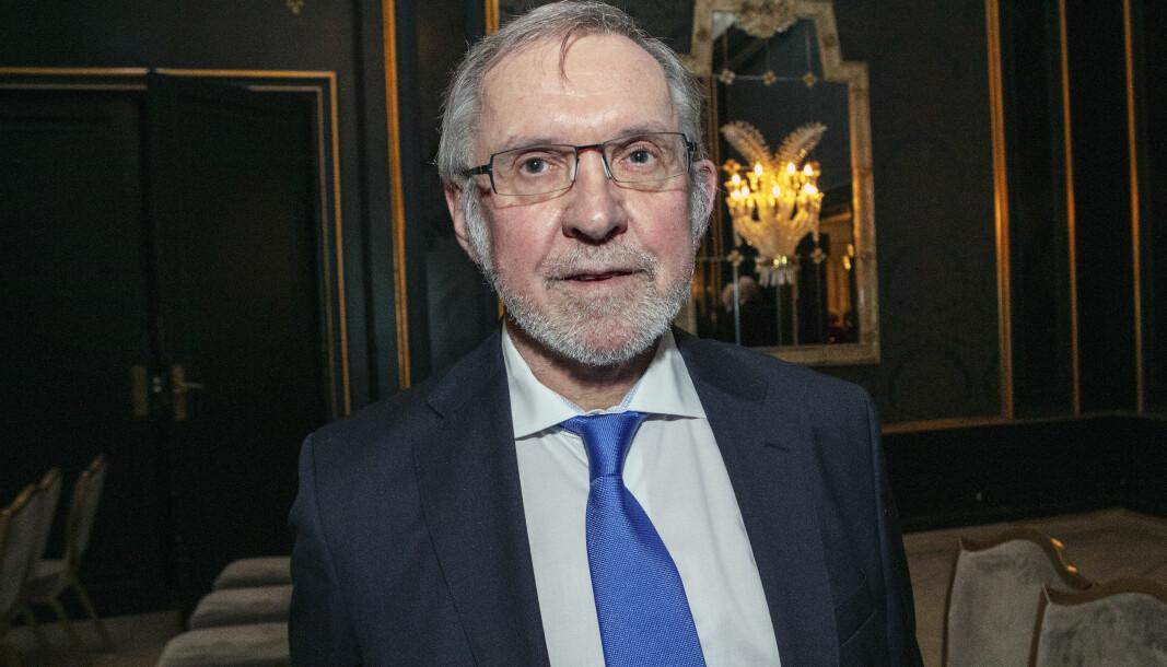 Harald Stanghelle har fått med seg alle årstalene siden Anders Ryssdal holdt den første i 2004.