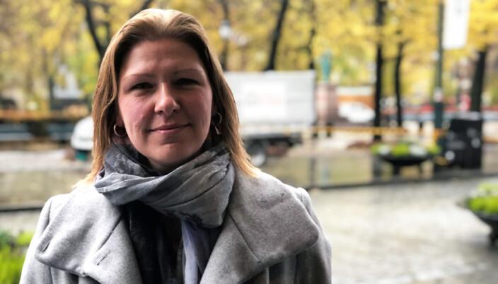 – Det som er viktig når man tolker digitale bevis, er å tolke dem opp mot et sett med hypoteser som står i forhold til objektivitetskravet man skal etterforske etter, sier Nina Sunde.