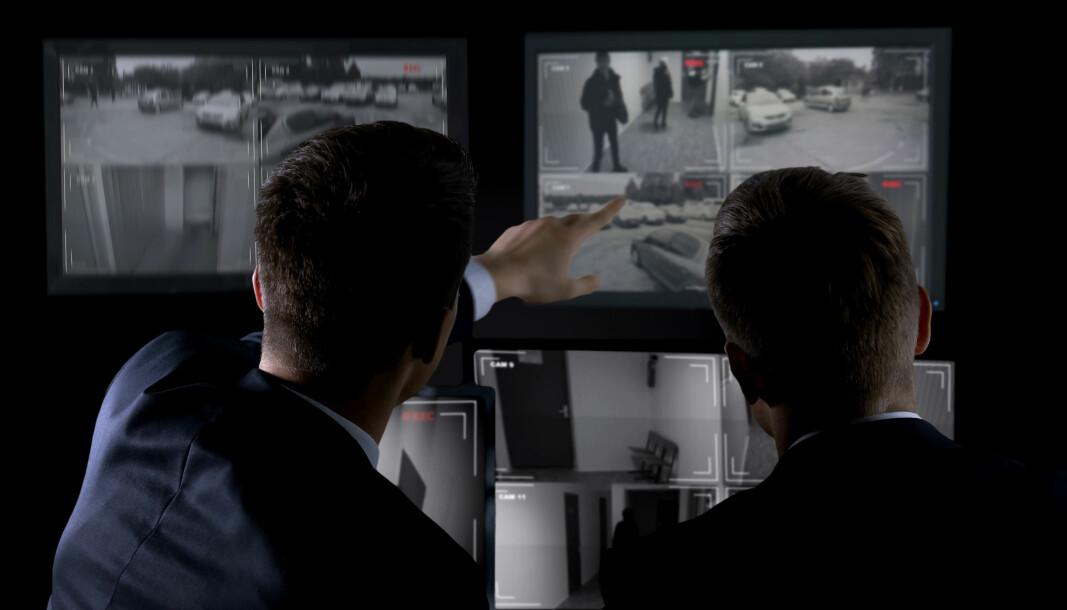 Selv ikke videoovervåkning kan man ta for gitt som sikre bevis, ifølge Nina Sunde.