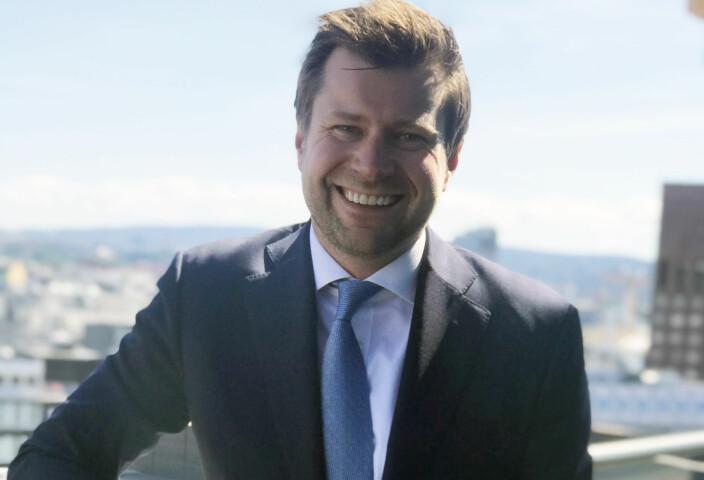 Wikborg Rein-partner Ole Henrik Wille er den advokaten i landet under 40 år med høyest inntekt i 2019.