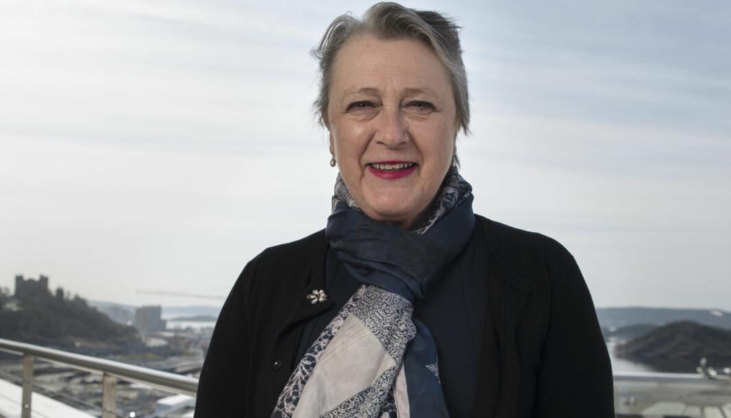 Berit Reiss-Andersen er partner i DLA Piper og tidligere leder i Advokatforeningen. Nå ser hun frem til å invitere gjester til de nye podcasten.