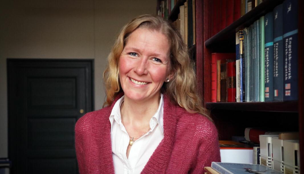 – Det er mange problemstillinger knyttet til digitale bevis som ikke er avklart ennå, sier Maria Astrup Hjort.