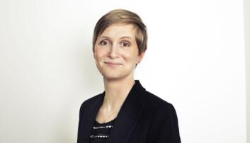 Kommunikasjonsrådgiver Ida Sofia Vaa gleder seg til å komme i gang med den foreløpig navnløse podcasten.