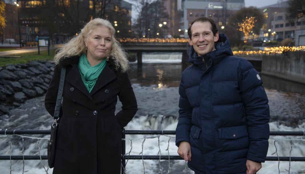 Å være del av en sak som omtales som historisk øker stressnivået, men er også veldig motiverende, mener advokatene Cathrine Hambro og Emanuel Feinberg. – Det er gøy å få være med på å bidra til rettsutviklingen, sier de to.