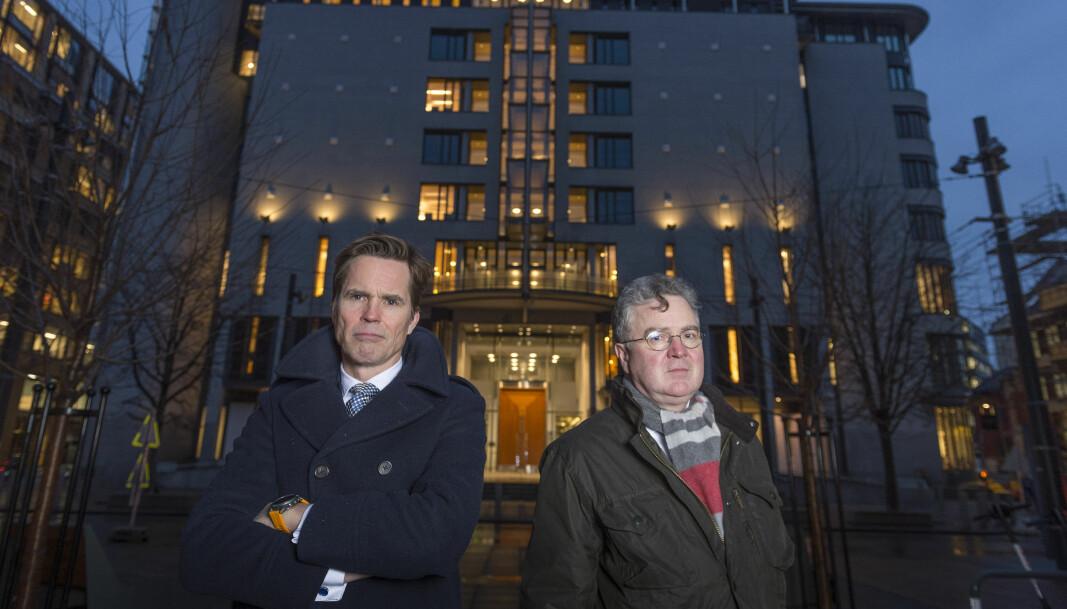 Marius Dietrichson og Halvard Helle er klare på hva de mener vi burde ha lært av koronaåret som gikk.