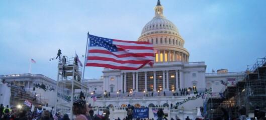 Opptøyene i USA: - Advokater må ta sin del av skylden