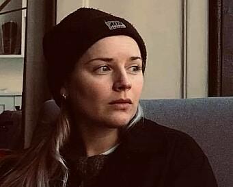 Jurist Isabelle Aarvik.