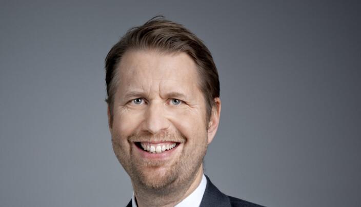 Olav Pedersen har trådt inn i ny rolle som daglig leder i Harris.