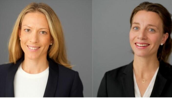 Benedicte Krogh Grimstad og Hanne-Marie With Solvang blir nye partnere i Dalan.