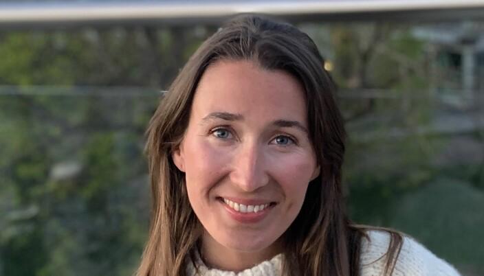 Innleggsforfatter Ida S. Thommessen i Jussbuss.