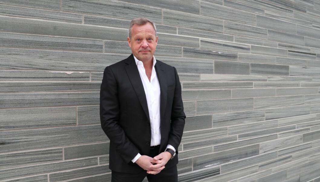 Stig Bech ser frem til flere oppgaver for Norsk Eiendom-styret.