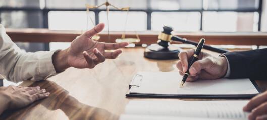Nå må testator legitimeres med bilde og signatur når testamentet leveres inn