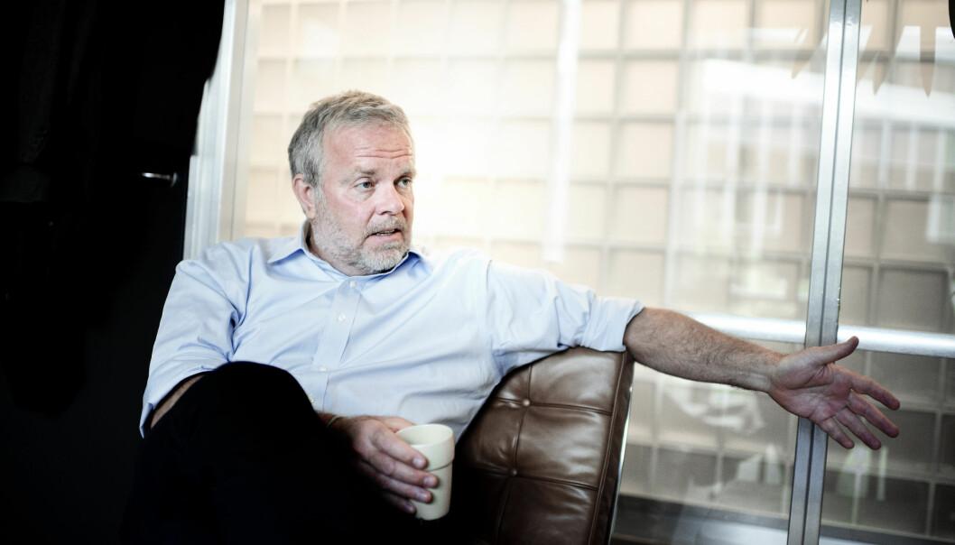 Jon Wessel-Aas er leder av Advokatforeningen.