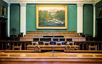 - Kvinnelige advokater i Høyesterett er likebehandlet