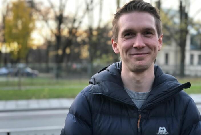 Didrik Beck Rodarte er strafferettsadvokat i Elden.