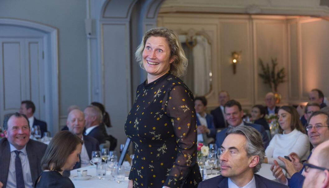 BAHR gjør det sterkt i undersøkelsen, og Anne Sofie Bjørkholt befester sin posisjon som soleklar vinner av kategorien Fast eiendom.