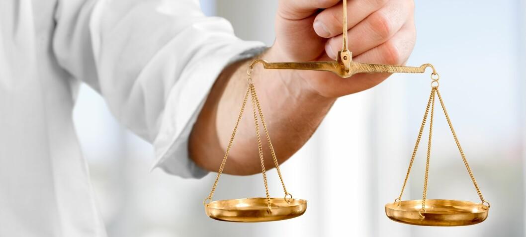 - Bra at taushetsplikten lovfestes i advokatloven