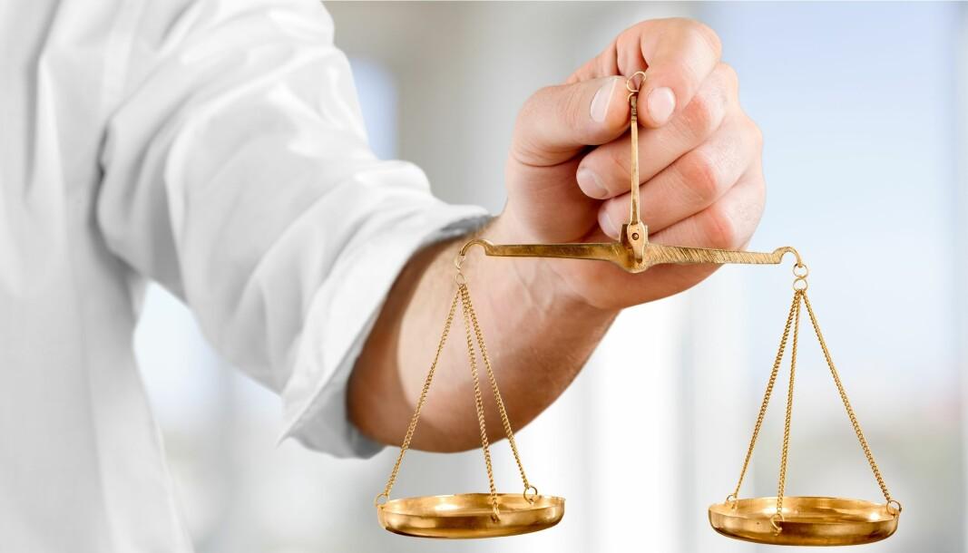I snitt 15 advokater ble årlig felt for brudd på reglene for interessekonflikt mellom 2016 og 2019.