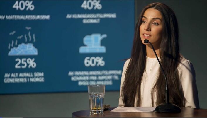 Vjosa Maxhuni er også styremedlem i Yngre Advokater Oslo krets.