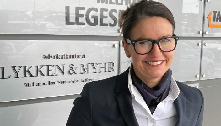 Anita Rian Lykken ble gjenvalgt som kretsleder i Advokatforeningen Trøndelag.