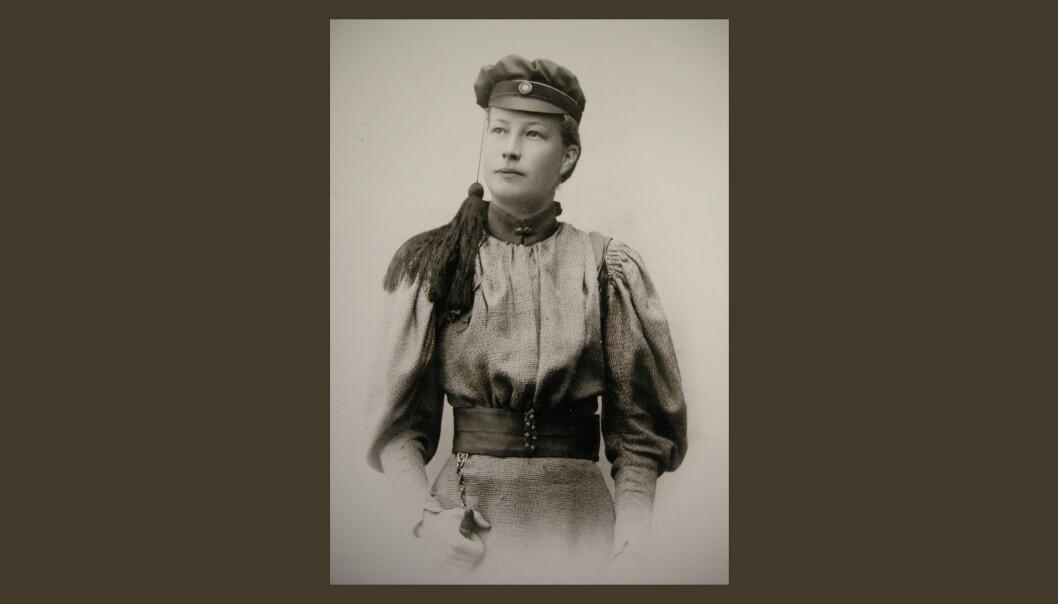 Høsten 2020 var det 150 år siden Elise Sem ble født. Her er hun 26 år gammel.