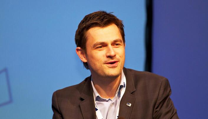 Yngve Brox er seksjonssjef for kommunikasjon i Domstoladministrasjonen.