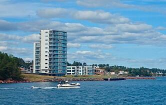 Seksjonseiere i eksklusiv boligblokk tapte i Høyesterett
