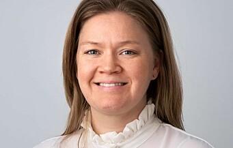 Ingrid Lauvås.