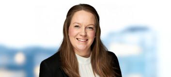 Heidi A. Skjærvik til SANDS