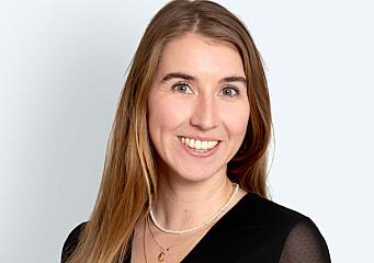 Caroline Svelland Hauge.