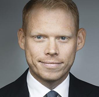 Peder Alvik Sanengen.