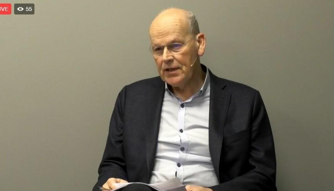 Michael Tetzschner mener stortingspolitikerne bør opprøres over ressursasymmetrien i rettspleien.