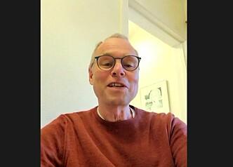 Hans Petter Graver får Oslo krets' ærespris