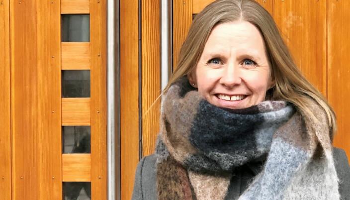 Cathrine Moksness vil gjerne ha med flere advokater på laget.