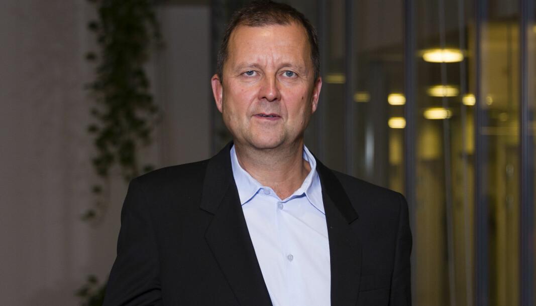 Administrerende direktør Johan Dolven i Help er uenig i konklusjonene i BCG-rapporten.