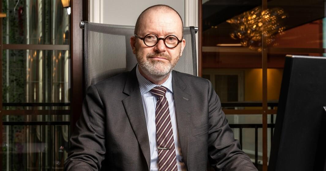 Morten B. Tidemann mener BCG-rapporten ikke gir håndfaste argumenter mot eksterne eiere i advokatbransjen.