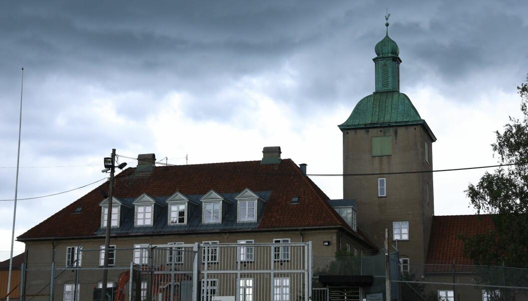 Bredtveit fengsel og forvaringsanstalt.