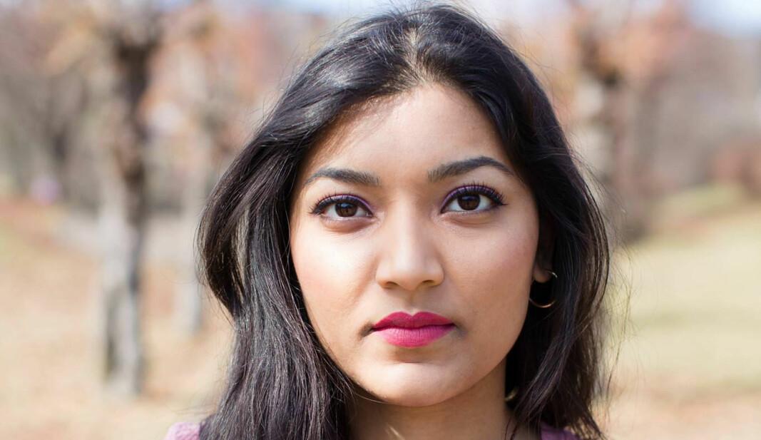 Jusstudent Sarah Zahid vil flytte debatter fra anonyme apper til det offentlige rom.