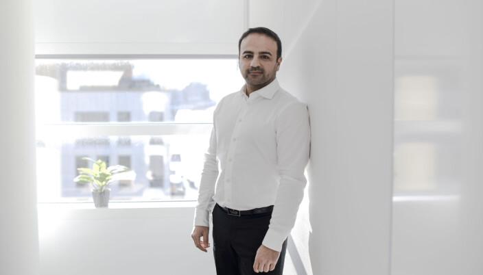 - Markedet for å bistå utenlandske klienter med rådgivning og tvisteløsning er stort, sier Ali Reza Afshar.