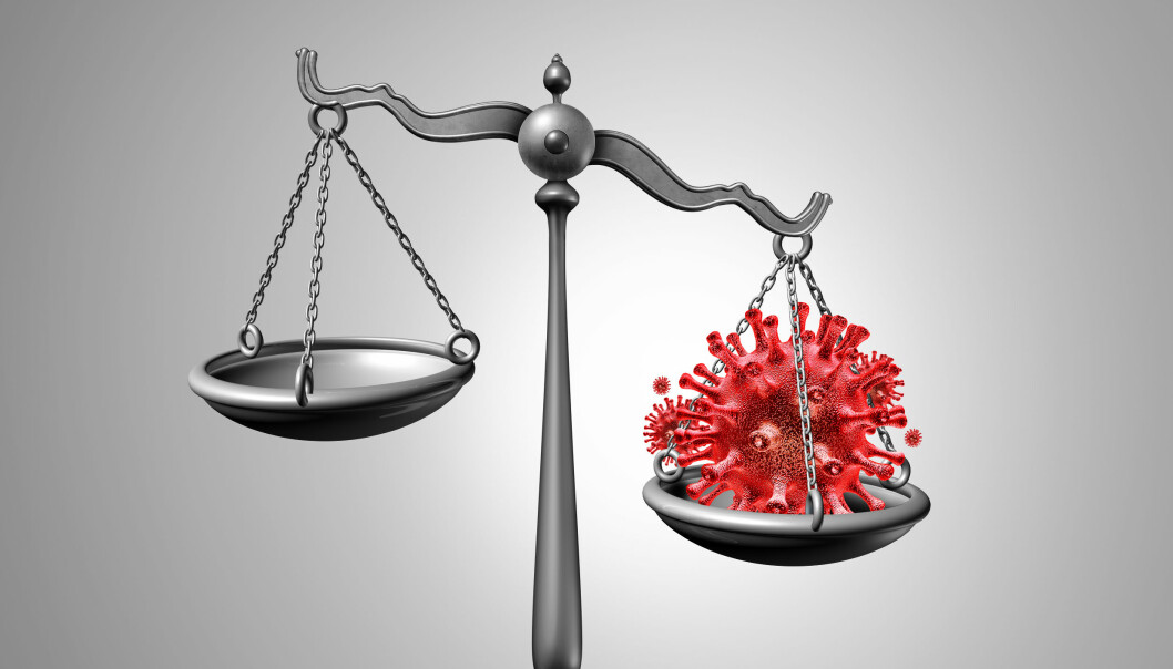 Flere advokatfirmaer fikk gode omsetningstall i 2020 på tross av korona-pandemien.