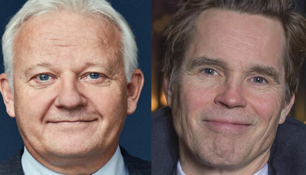 Brevet til Domstoladministrasjonen var signert Jørn Sigurd Maurud og Marius Dietrichson.