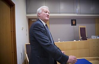 Advokat Tor Kjærvik skutt og drept i Oslo mandag kveld